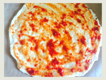 Aluat pentru pizza – blat pufos