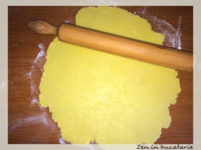 Aluat pentru tarta