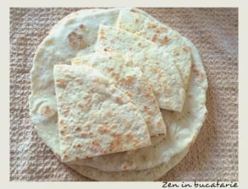 Pita greceasca – pufoasa si moale