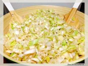 Salata de andive – simplu si rapid
