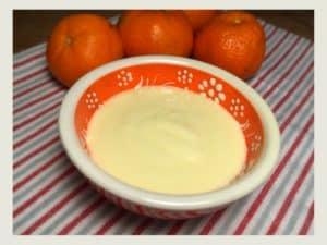 sos de portocale pentru friptura
