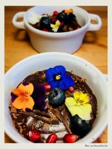 mousse de ciocolata cu chilli