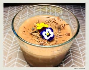 semifreddo cu ciocolata amaruie