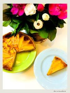 tarta cu mango si lemongrass