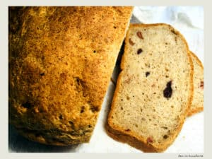 paine de casa cu masline