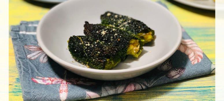 Rulouri de varza Savoy cu quinoa