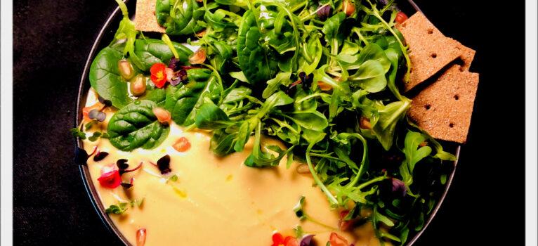 Salata cu hummus